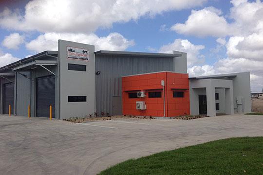 Industrial Construction Warehouse Gedoun