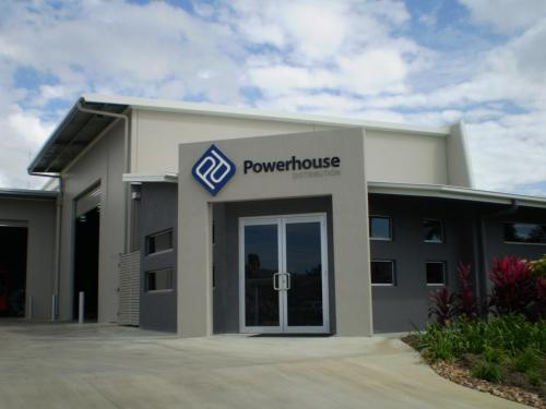 Powerhouse Distribution - Leyland St